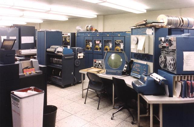 PDP-1 computer is made