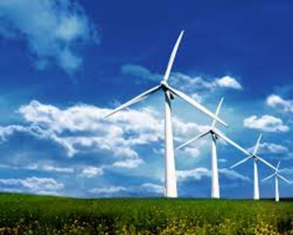 World's First Wind Farm