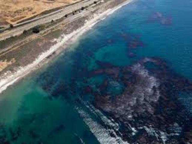 Santa Barbara Oil Spill
