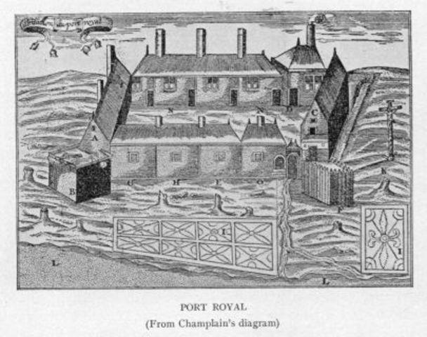 Port Royal Settlement