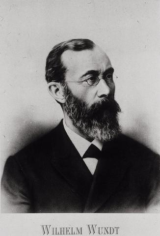 Wilhelm Wundt [Alemania, 1832-1920]