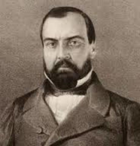 decreto de Ignacio Comonfort