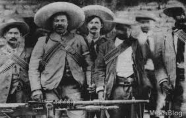 Revolución Mexicana de 1910