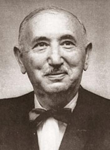 David Wechsler [Rumania 1896-1981 EUA]
