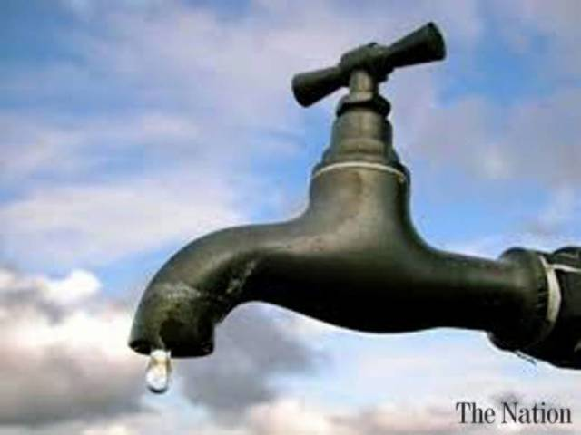 Declared Water Shortage