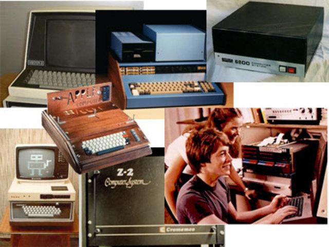 Un poco de la historia de la computacion.