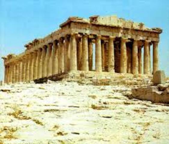 La cultura en Grecia