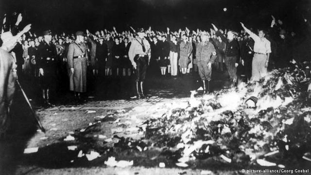 The Book Burning
