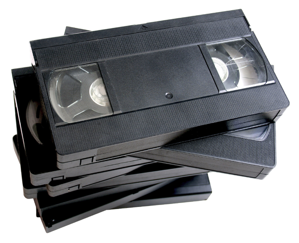 VHS Video recording introduced