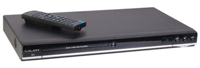 First dvd players released for purchase