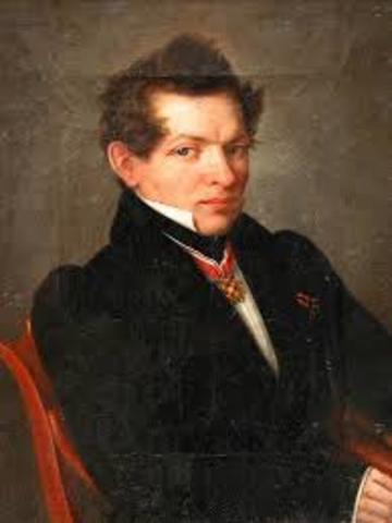 Nicolai IvanovichLobachevsky y János Bolyai
