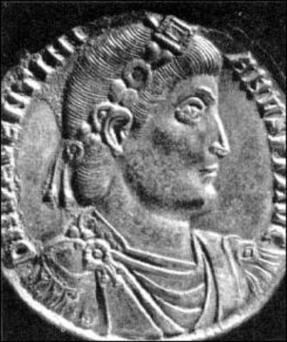 Emperador  Valentiniano I