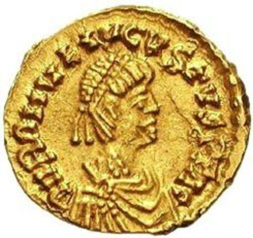 Cae el impeio Romano de Occidente