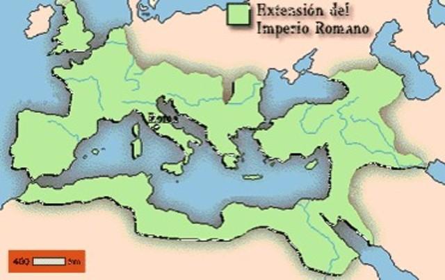 509 a. C. Imperio Romano