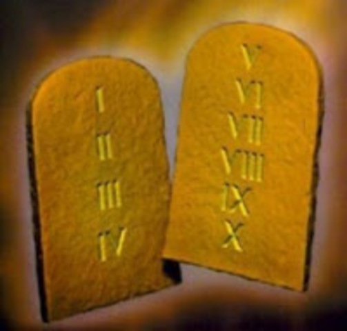 Ley de las XII Tablas en 450 a.C.