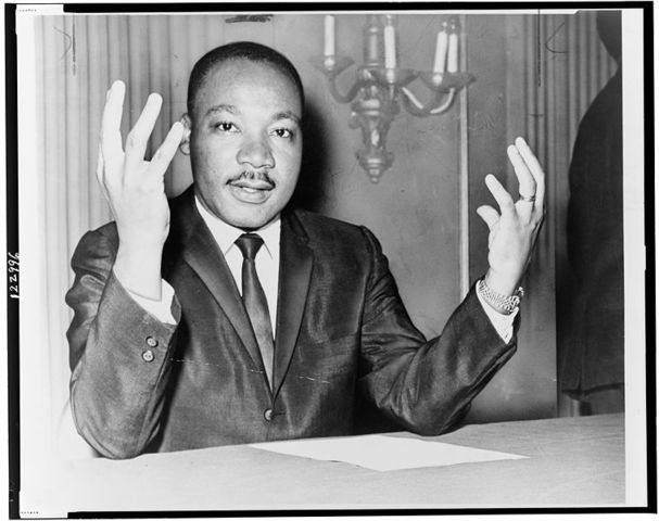 Martin Luther King Jr.'s Birth