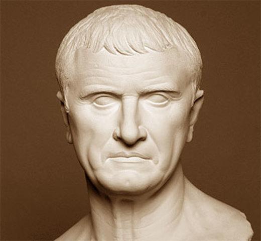 Batalla de Carras en 53 a. C.