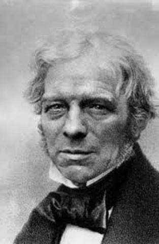 Michael Faraday and conduct electricity