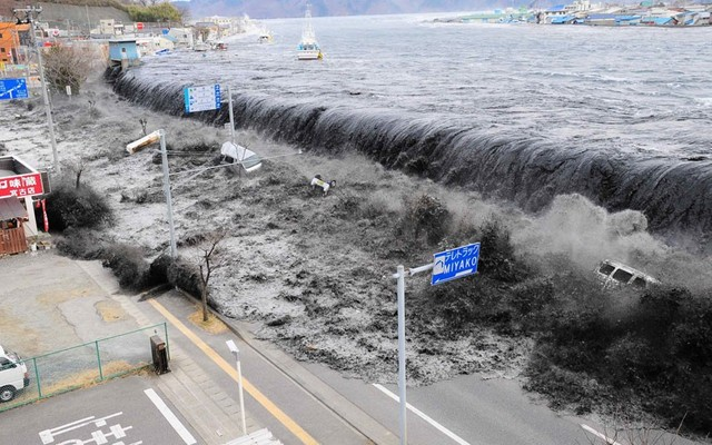 Japan Is Hit Again By Tsunami