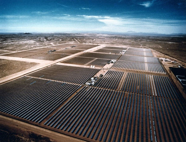 The World's Largest Solar Thermal Facility Was Commissioned