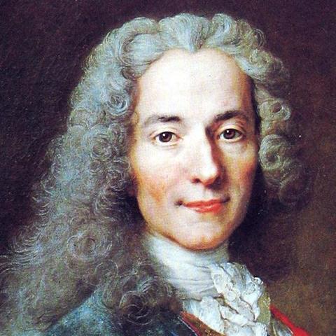 François Marie Arouet,