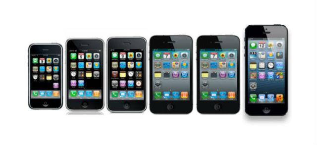 Iphone 1a generación