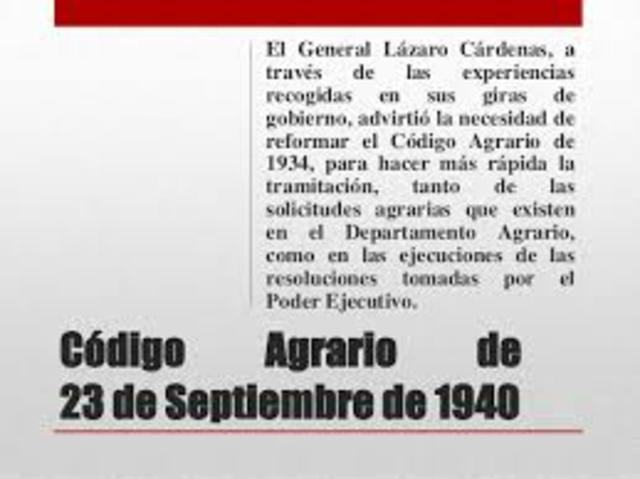 codigos de 1940-1942