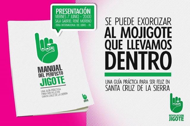 Revolucion Jigote lanza el manual del perfecto jigote