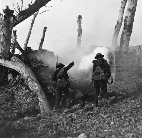 U.S. Enters World War 1