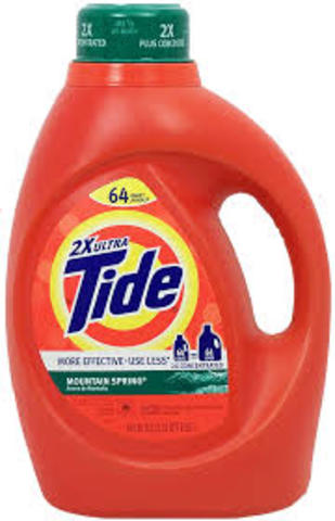 Concentrated Detergents