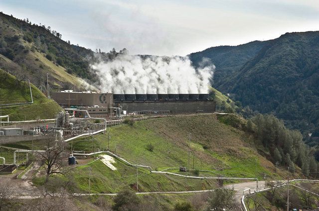World's First Geothermal Power Plant is Built