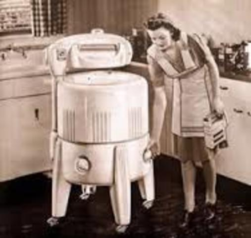 Improved Electric Washing Machine
