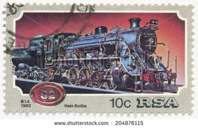 Se inventa la Locomotora