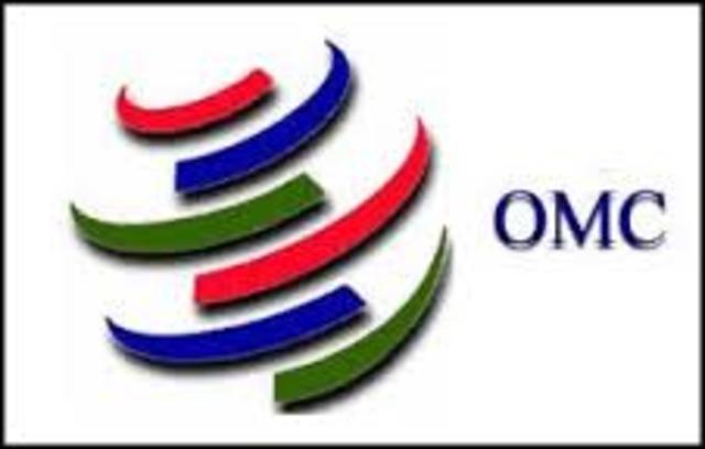 Se crea la Organización Mundial del Comercio