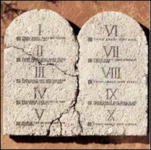 Primera Expresión formal del derecho romano: Ley de las XII Tablas (450a.C - 449a.C)