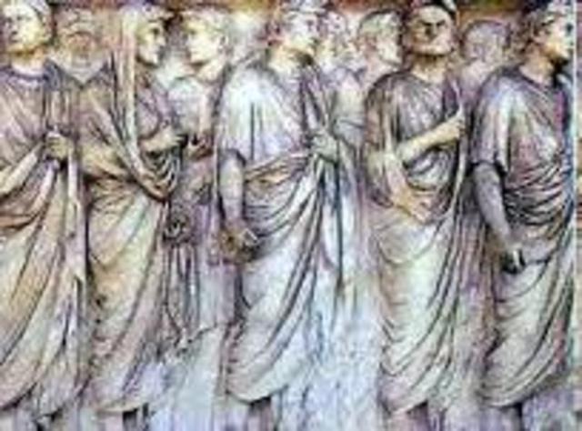 443 a.C Los censores