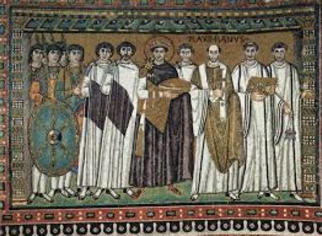 27 a.C - 286 d.C. Principado o Diarquía