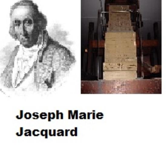 Telar de Jacquard