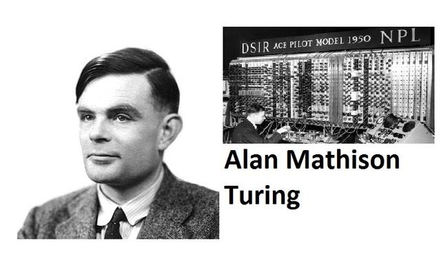 Diseñó la primera computadora electrónica digital de bulbos.