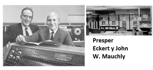 Construyeron la computadora electrónica más grande del mundo yutilizaron para ello 18,000 bulbos.