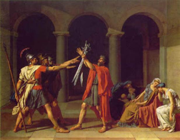 a.C.; Reinado de Tulio Hostilio