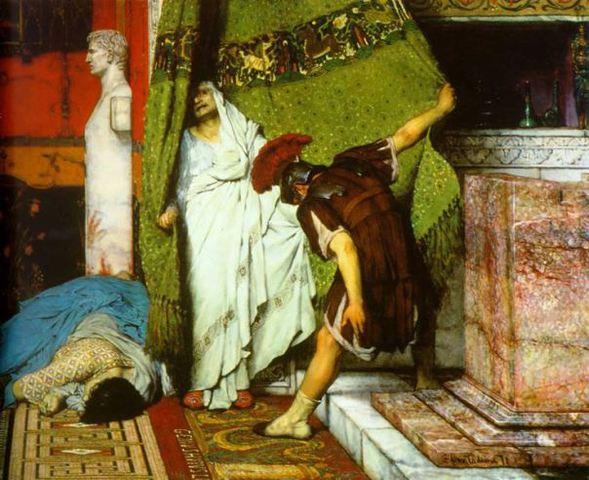 Muere Calígula en 41 d.C.