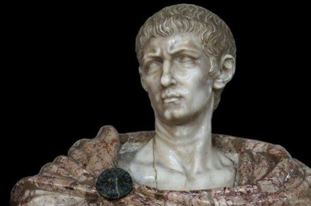 Diocleciano fue proclamado emperador (286d.C)
