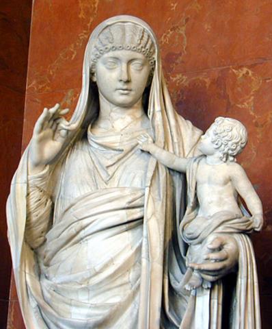 Muere Británico sucesor de Claudio en 55 d.C.