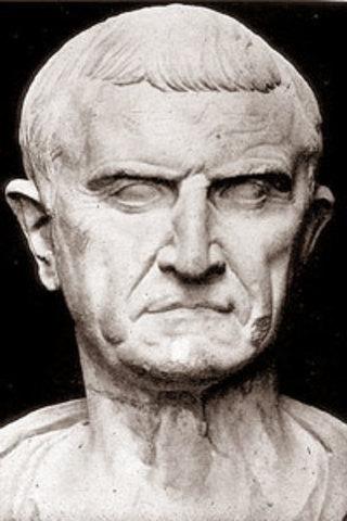 Declaran emperador a Galba en 68 a.C.