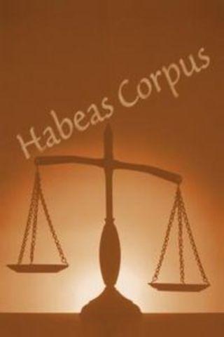El Habeas corpus Act
