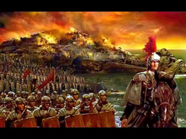 Cae el Imperio Romano de Occidente (476d.c)