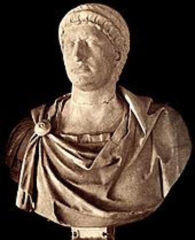 Otón es reconocido como nuevo emperador en 69 a.C.