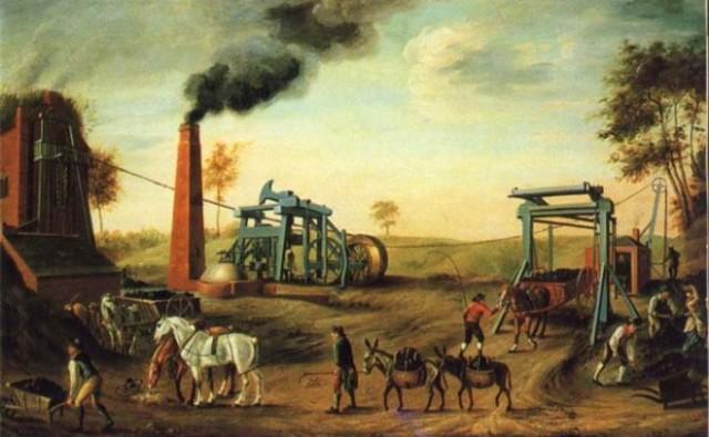 Revolucion Industria en Iglaterra