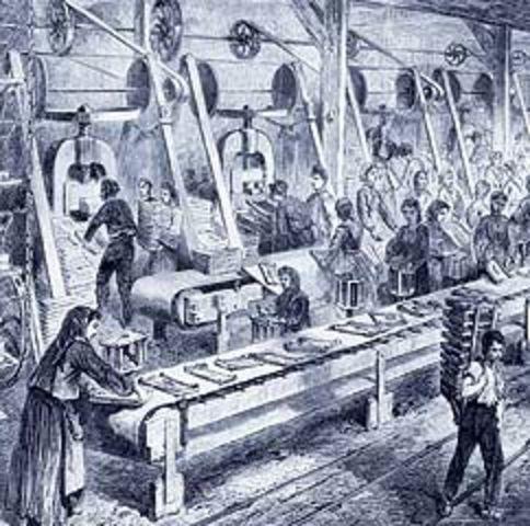 La revolucion industrial en Ingalterra-La ley del trabajo